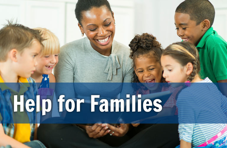 Help for Families