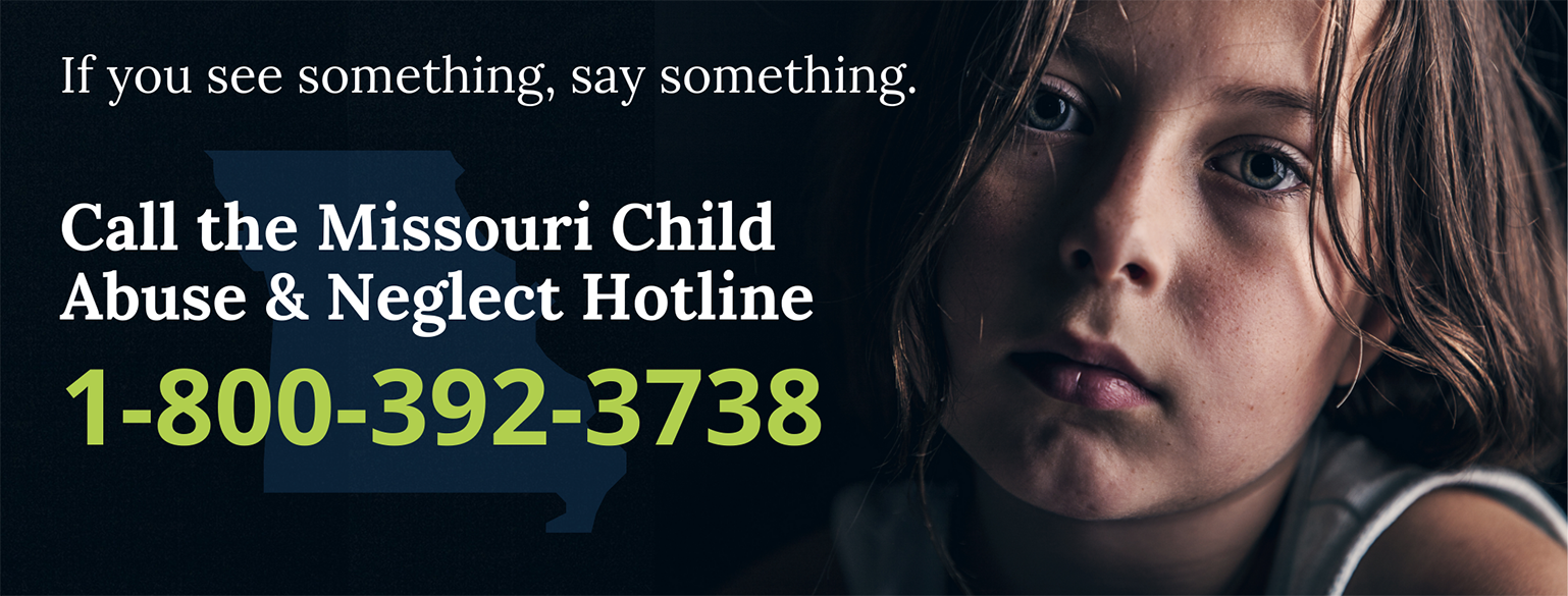 Child abuse and neglect graphic if you see something say something