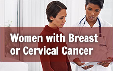 MO HealthNet for Women with Breast and Cervical Cancer