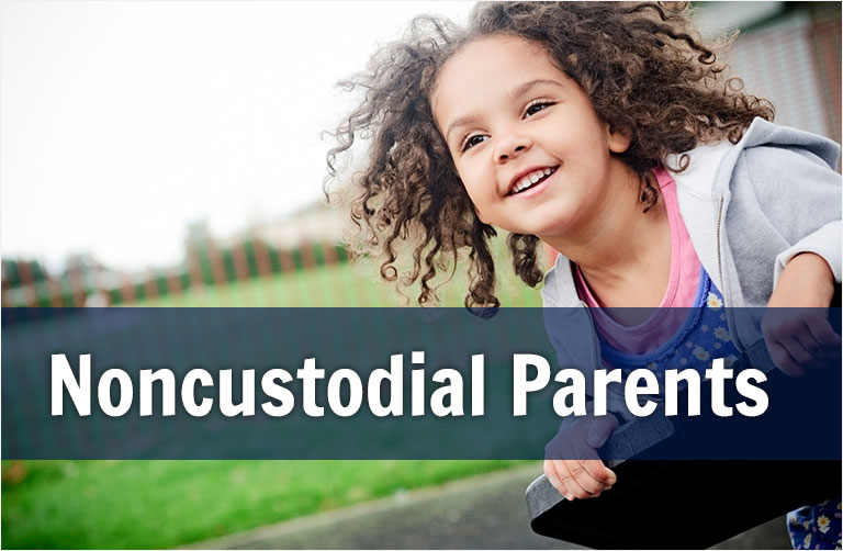 information for noncustodial parent