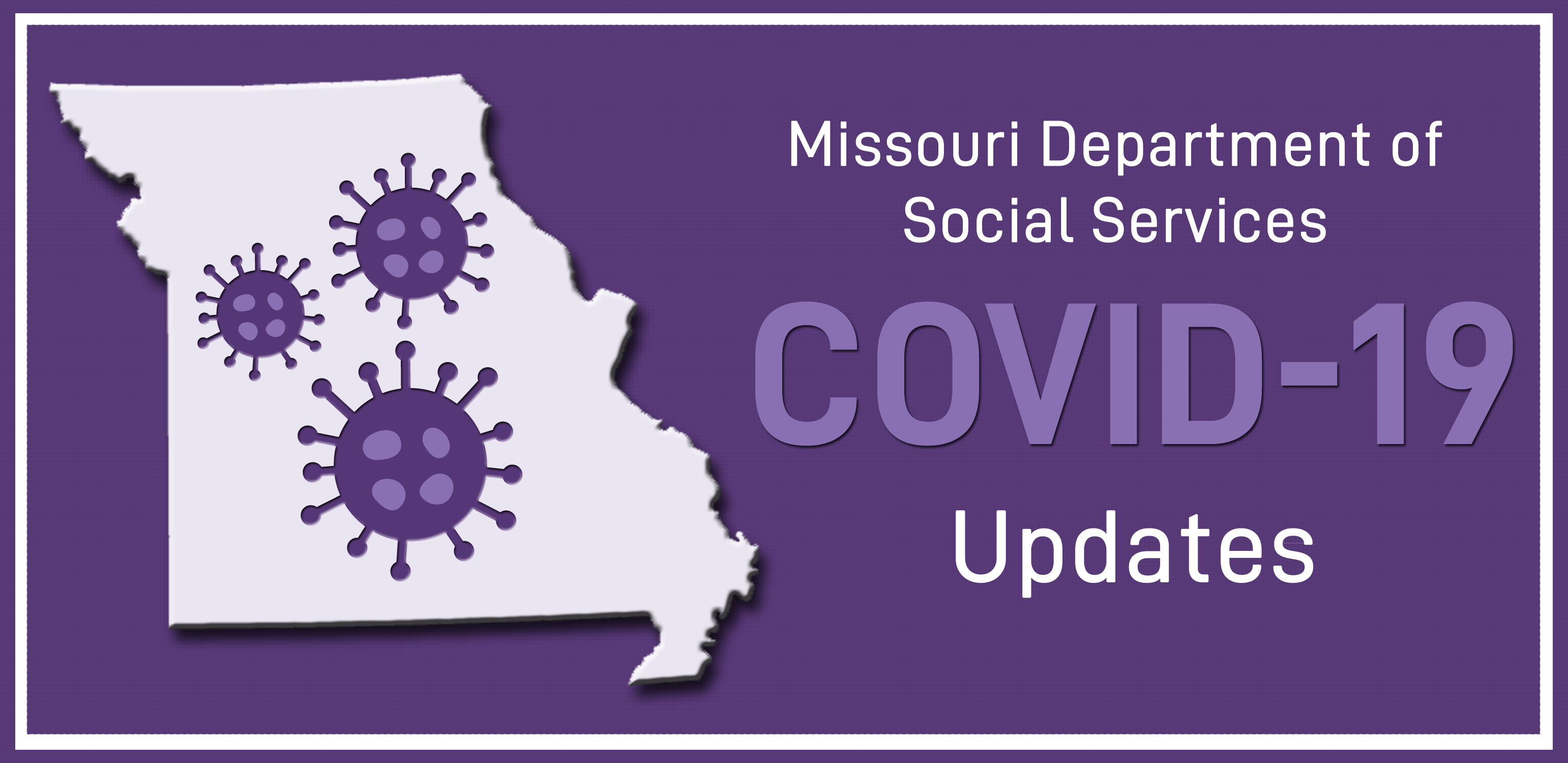 Learn more about the DSS response to the COVID-19 Pandemic.