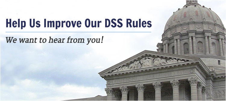 Help us improve our DSS rules
