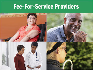 Fee for Service providers